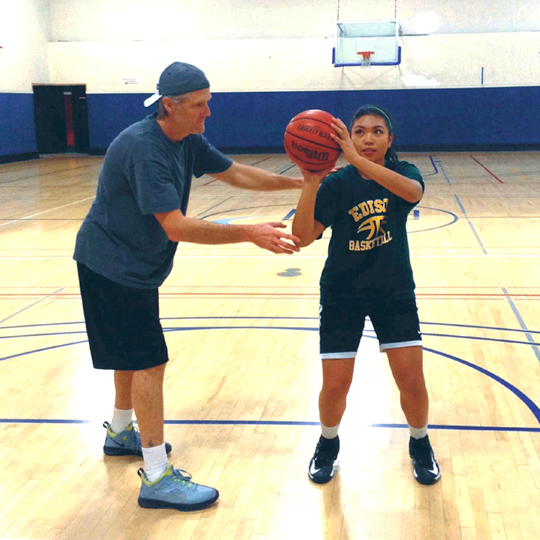 coaching basketball Fun and challenging basketball shooting drills you can use to keep your practices fresh and help your team shoot a higher percentage during games.